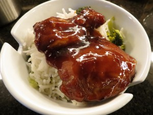Nobu's Teriyaki Chicken