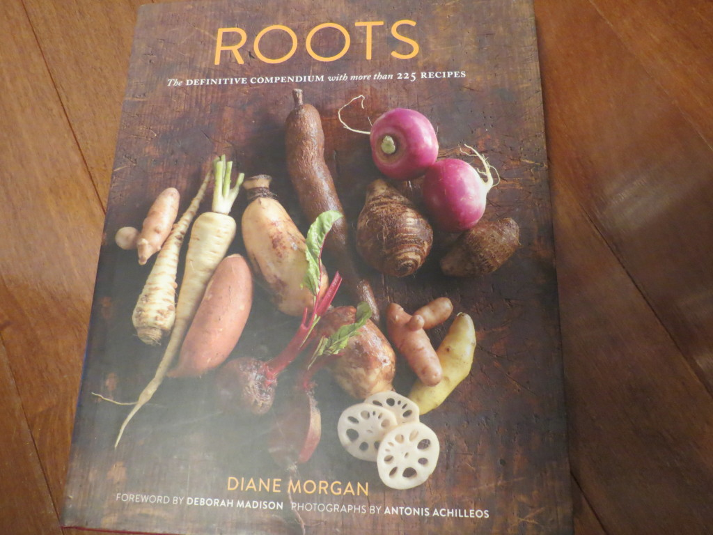 Diane Morgan's Roots is a fabulous compendium of inspired vegetable recipes.  A must read!