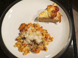 An Italian Feast – Part Two (Pipettes with Sweet Potatoes, Parsley and Capers)