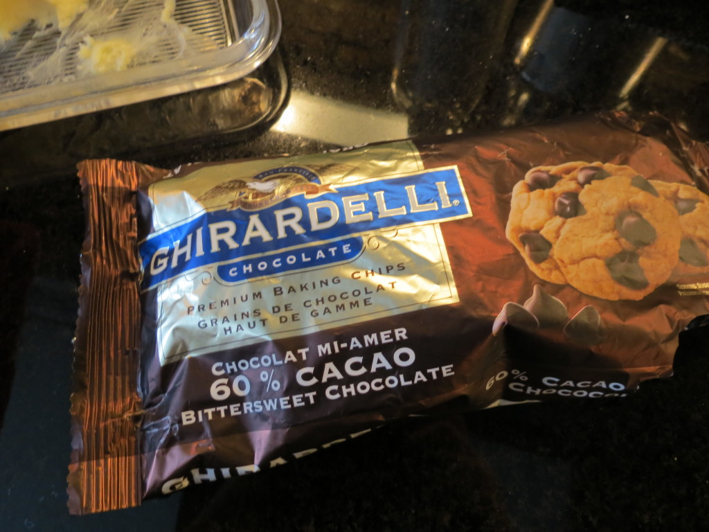 Christopher Kimball claims this one tastes the best.  Can't argue there...these are good enough to eat right out of the bag.  Just ask my daughter.