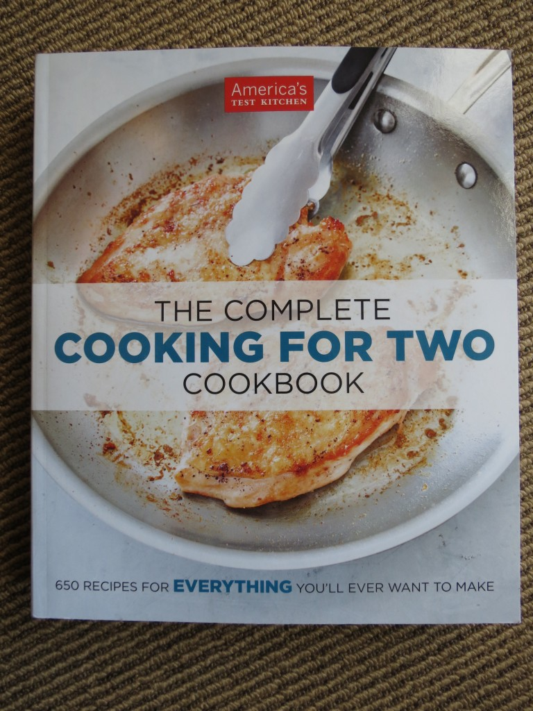 You already know their recipes work, and they tell you why.  But this book is particularly fabulous when you don't want tons of leftovers but still want good food for two (or three) people.